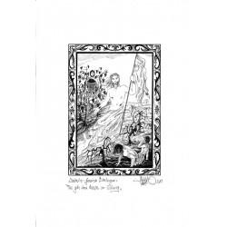 Ilustrácia osadená do podkladu